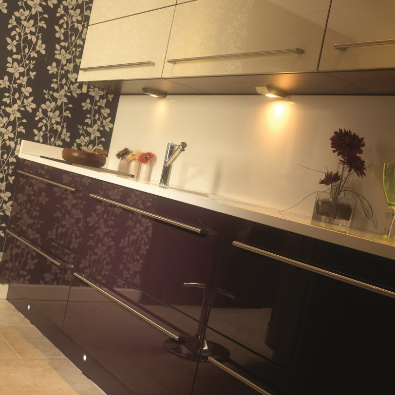 Vetreo Acrylic Kitchens Schofield Interiors Limited