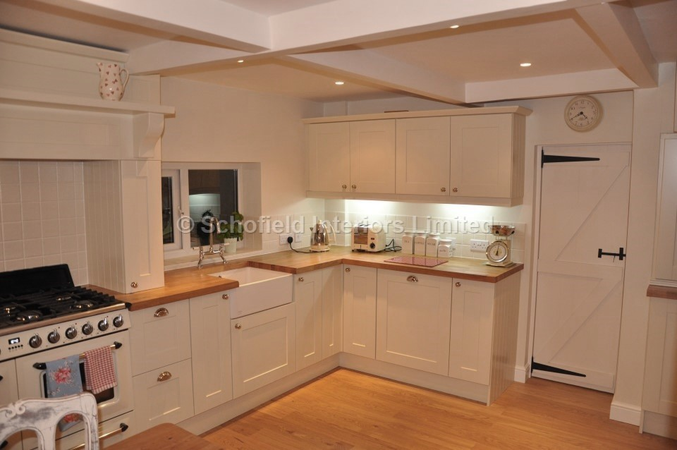 Schofield Interiors Limited 187 Odyssey Gloss Cream With